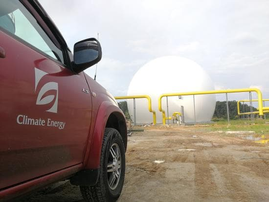Climate Energy Site Photo